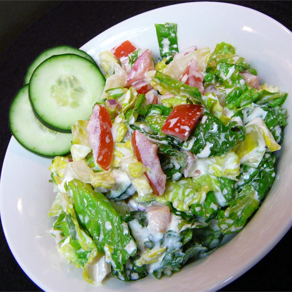 Russian Garden Salad