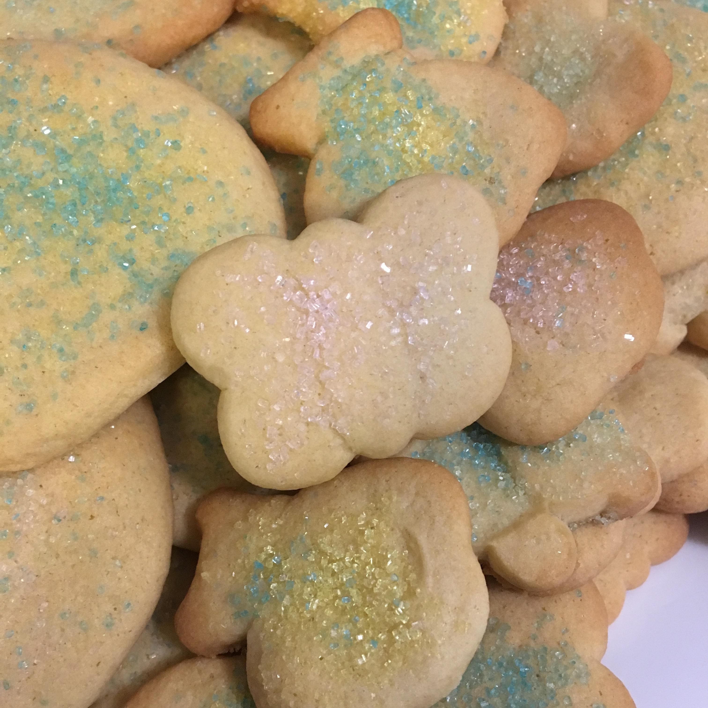 Easy Drop Cookies