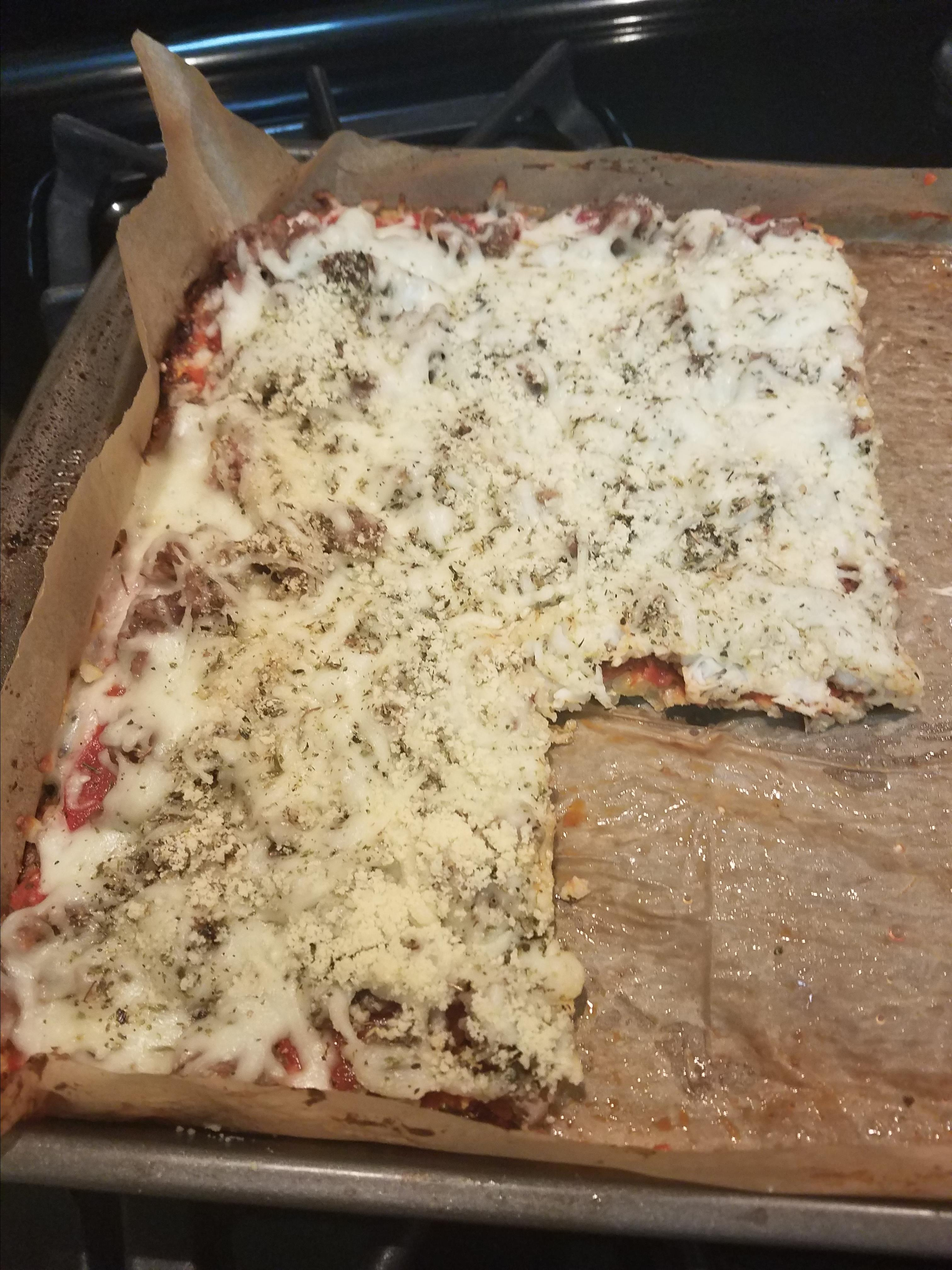 Cauliflower Pizza Crust from Green Giant®
