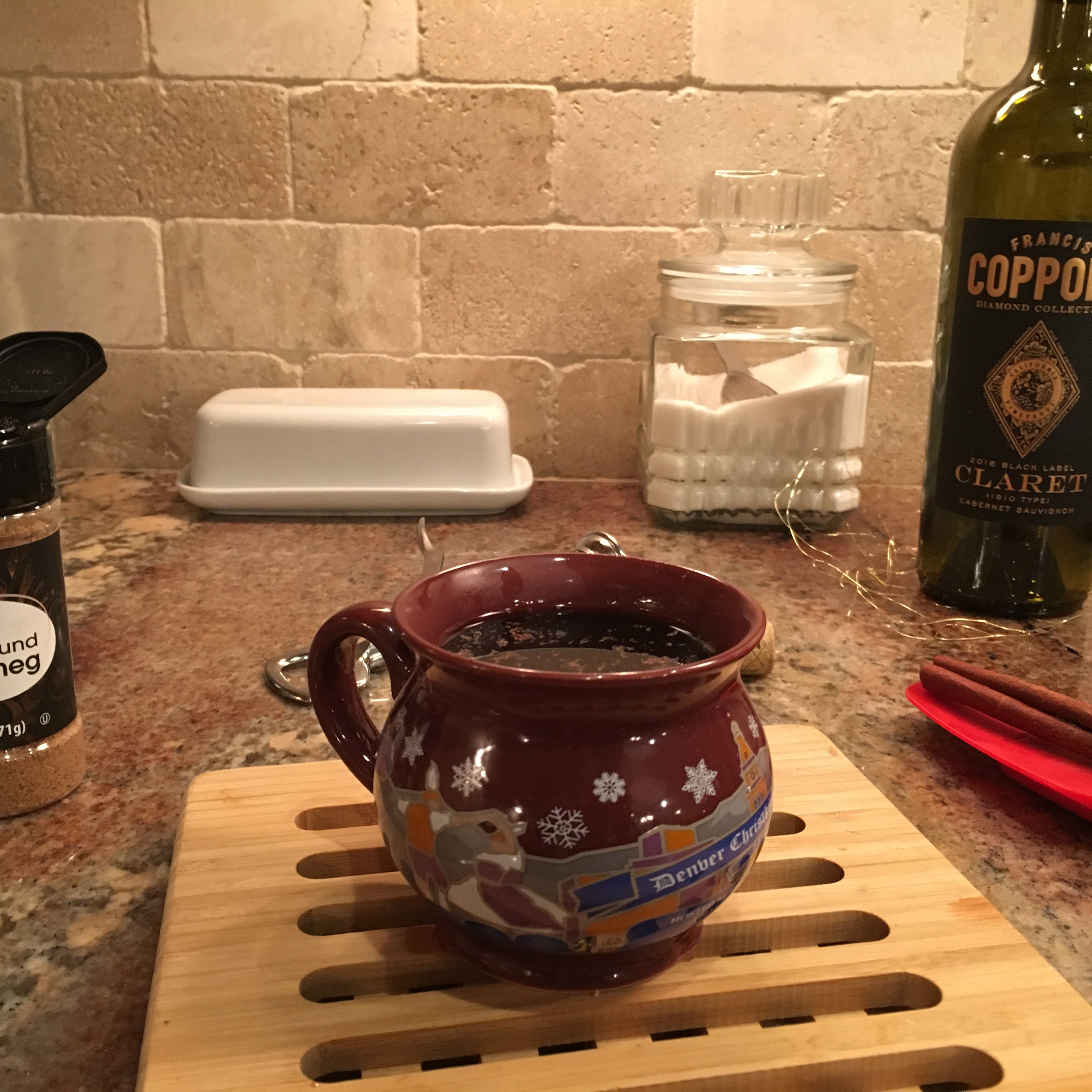Margaret's Hot Mulled Wine Gail's Soothing Scents