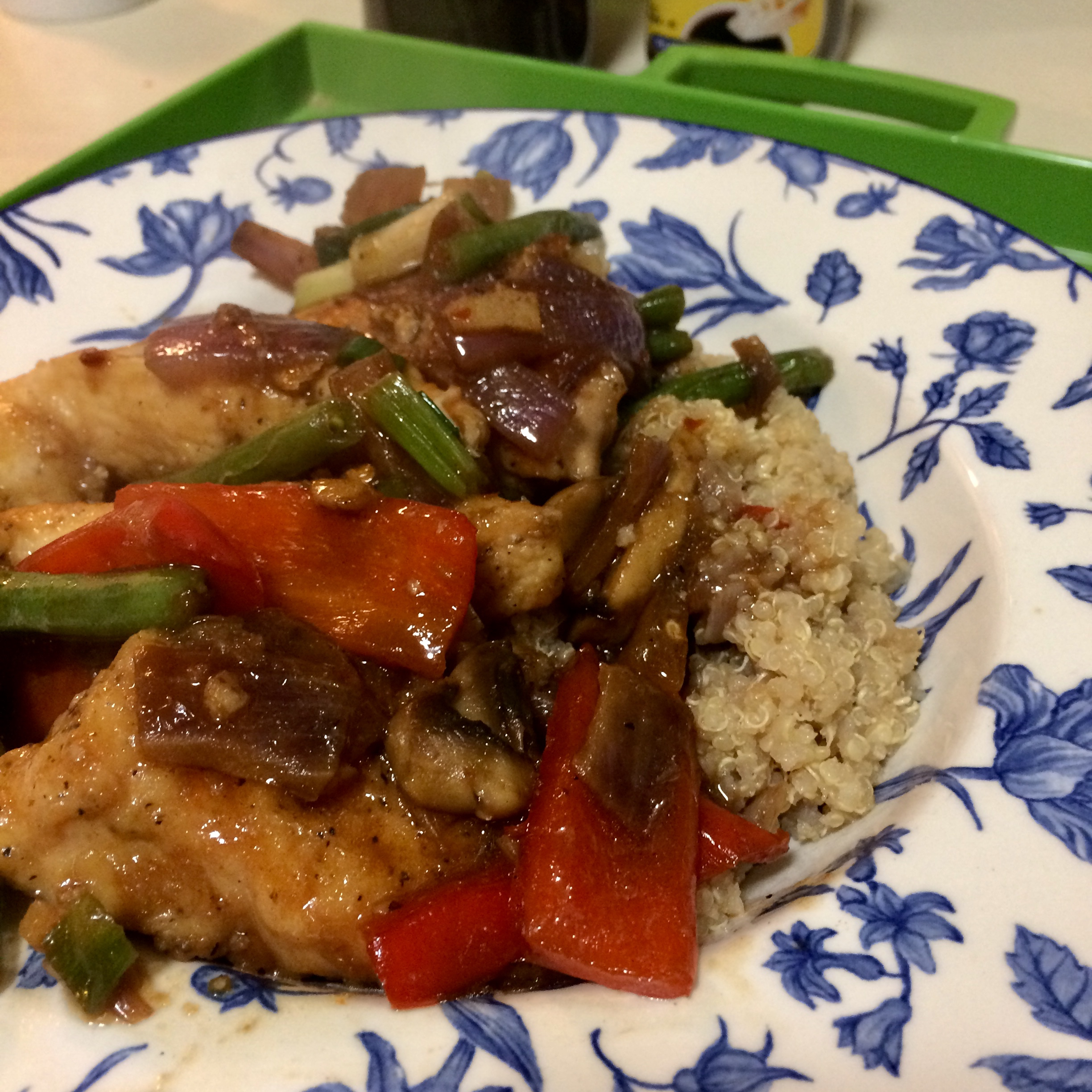 Chicken Vegetable Stir Fry