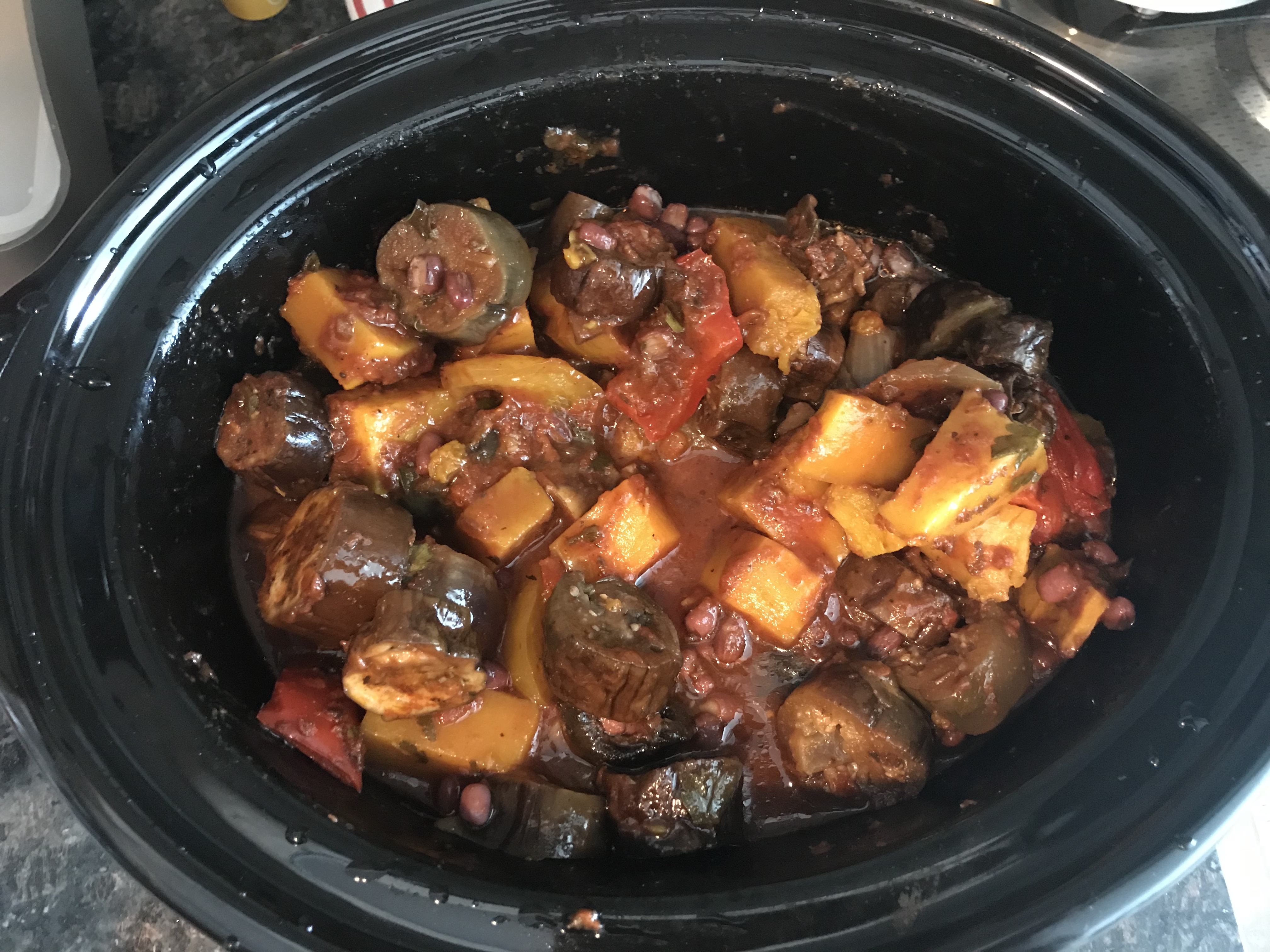 Slow Cooker Ratatouille from RED GOLD® Grace