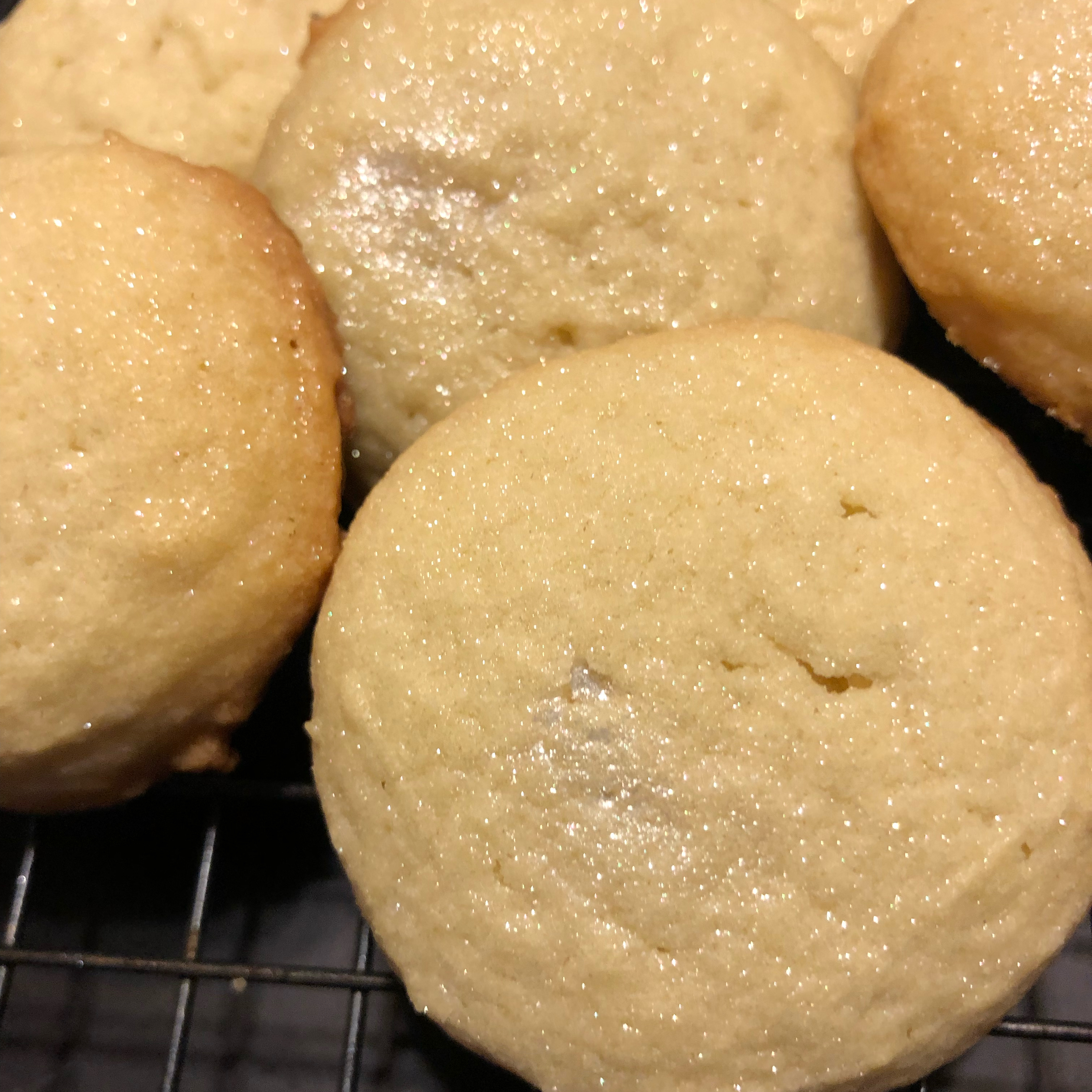 The Best Lavender Sugar Cookies Ever Brian Beck