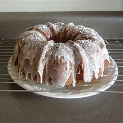 Key Largo Key Lime Pound Cake with Key Lime Glaze Skye