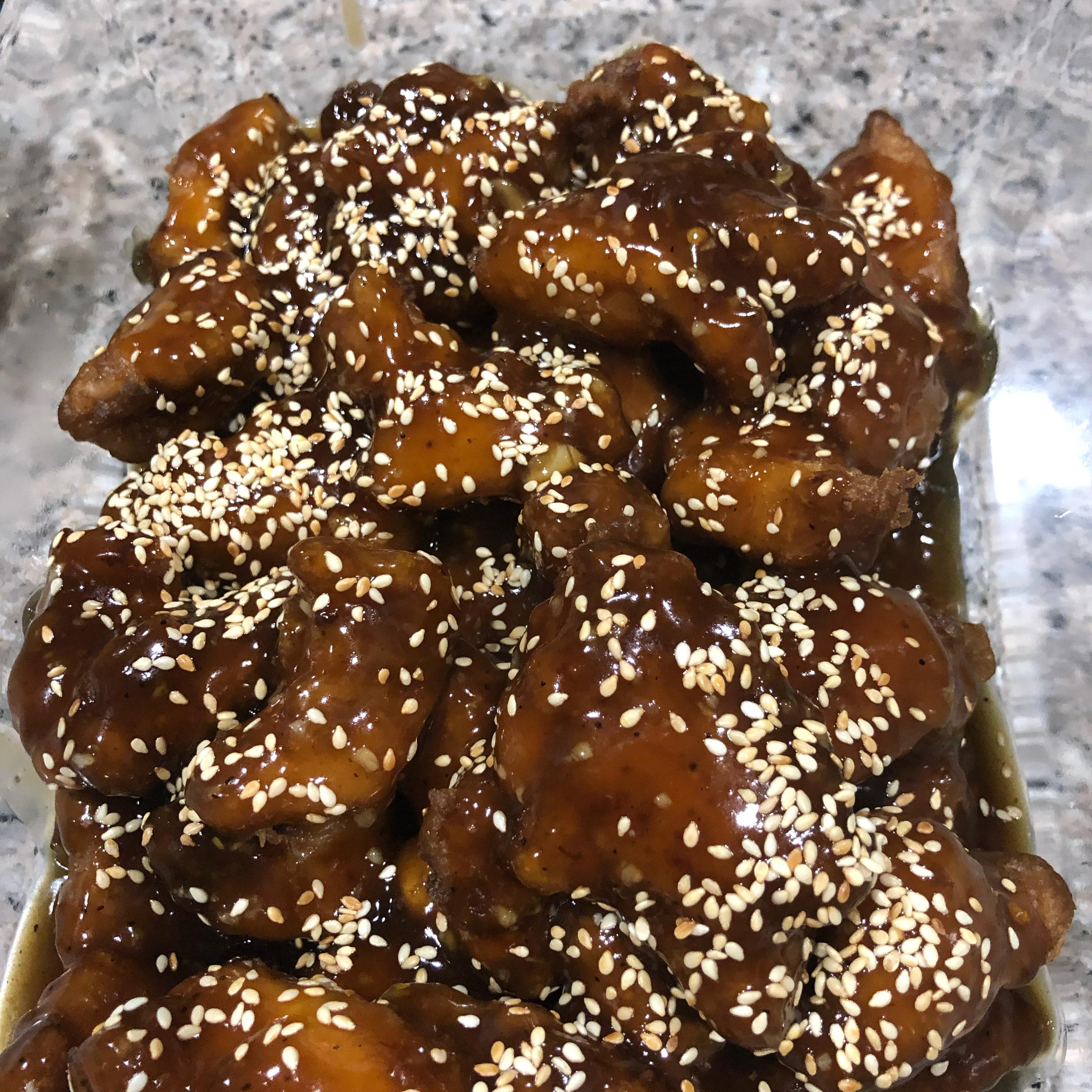 Addictive Sesame Chicken