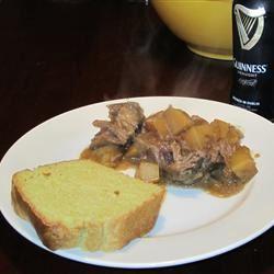 Irish Stout Beer Pot Roast artsyqt44