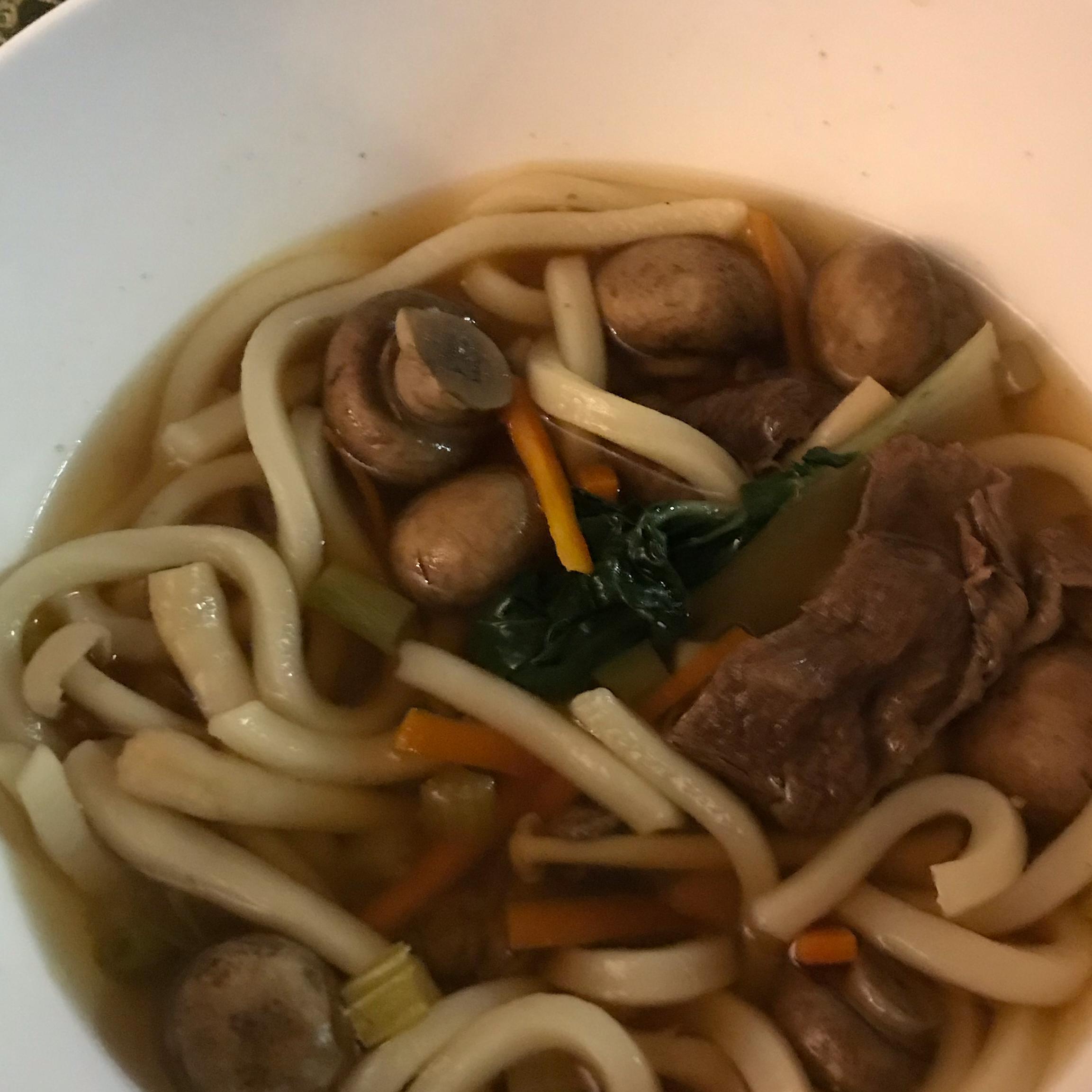 Beef Sukiyaki mimiyak