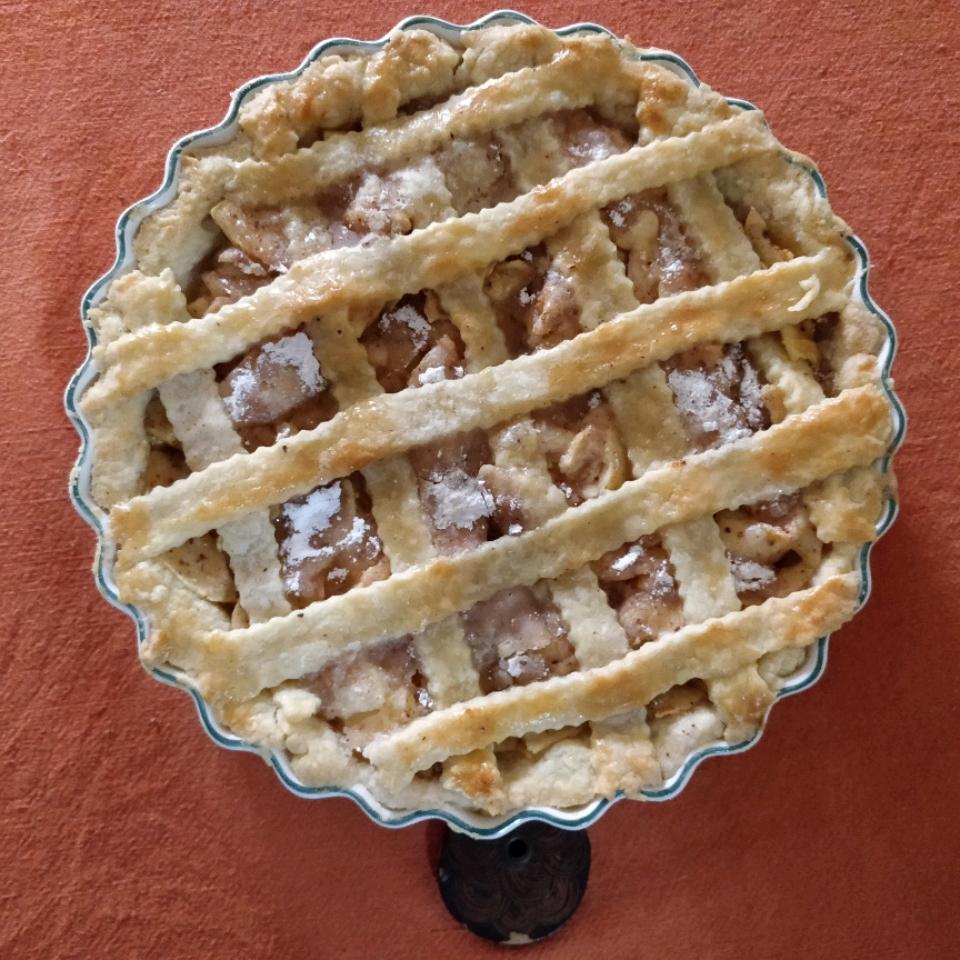 Mum's Irish Apple Pie