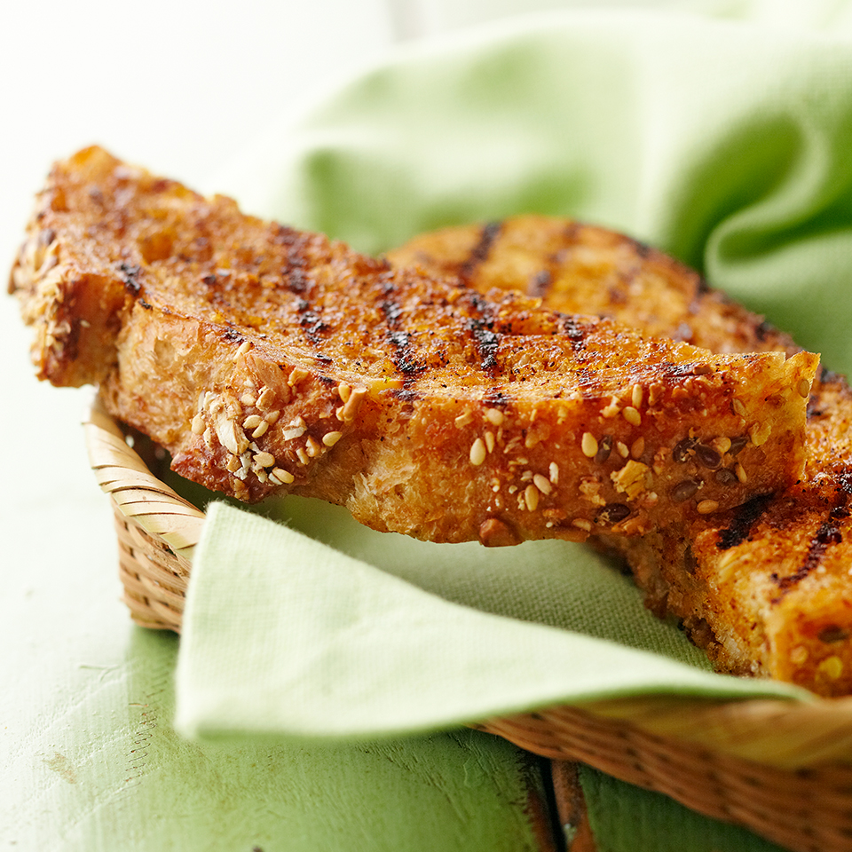 Grilled Breadsticks Diabetic Living Magazine