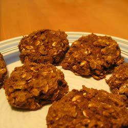 Pumpkin Protein Cookies marathonmama