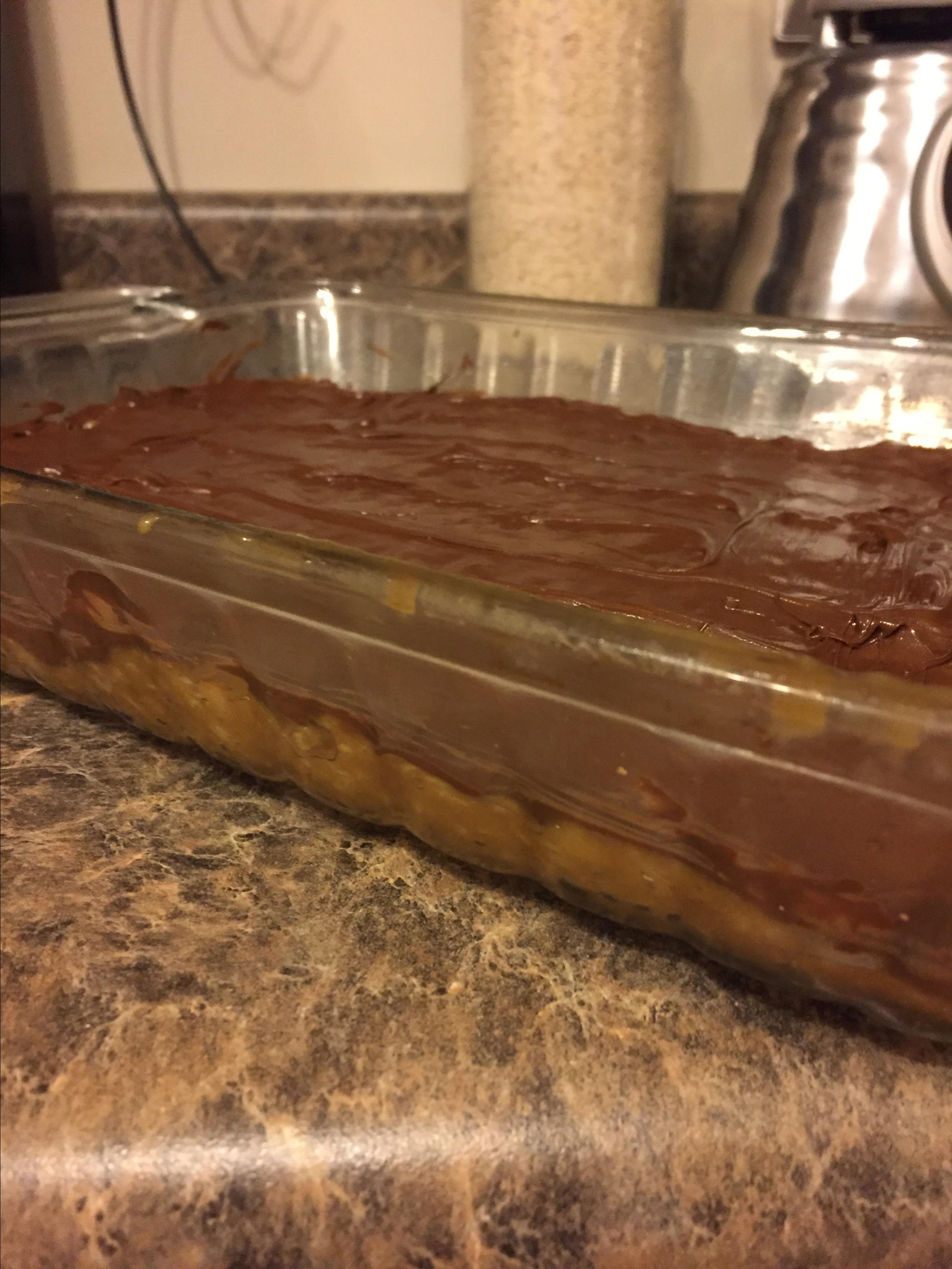 No Bake Sweet Marie Bars