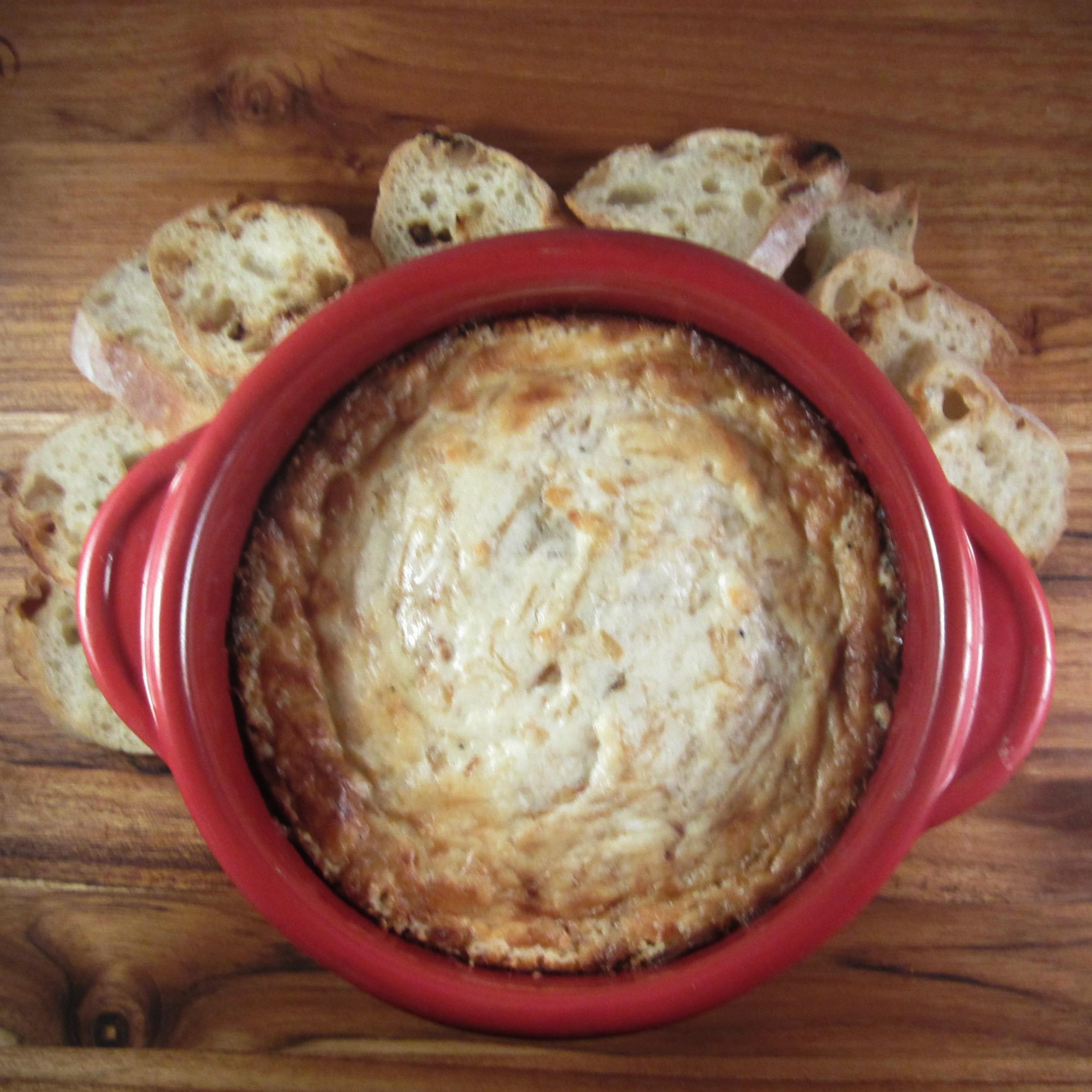 green onion dip ii recipe