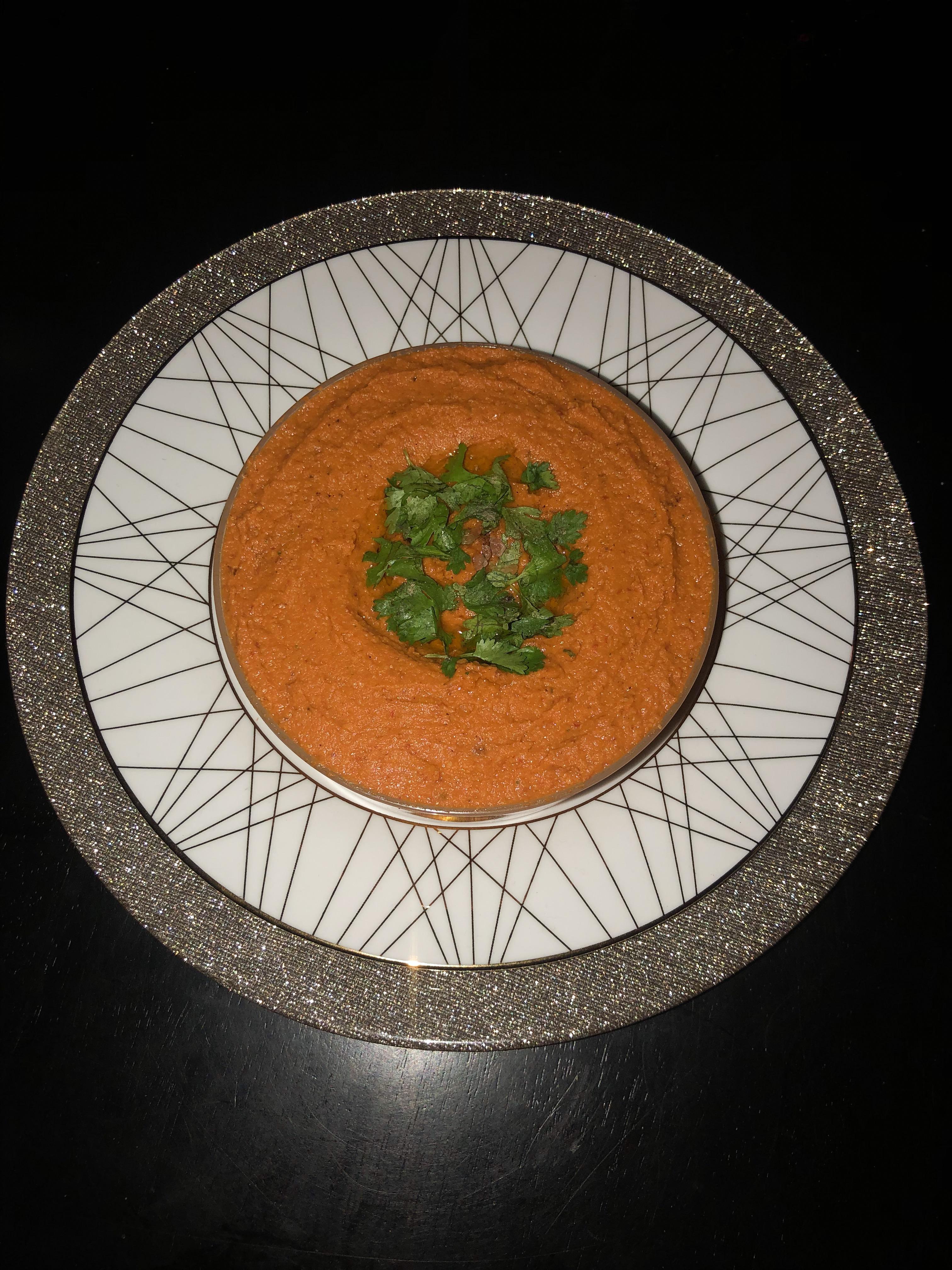 Smoky Chipotle Hummus ariana