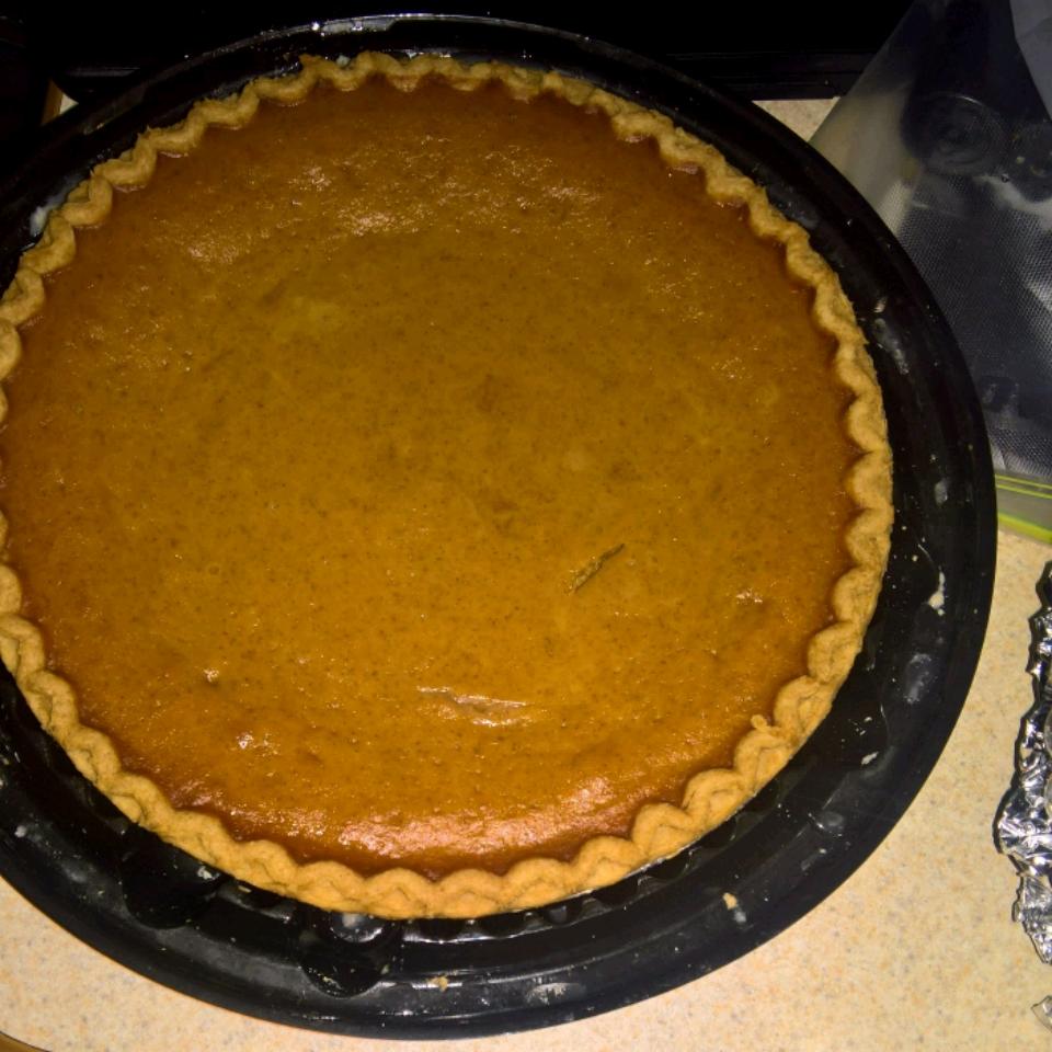 Signature Pumpkin Pie