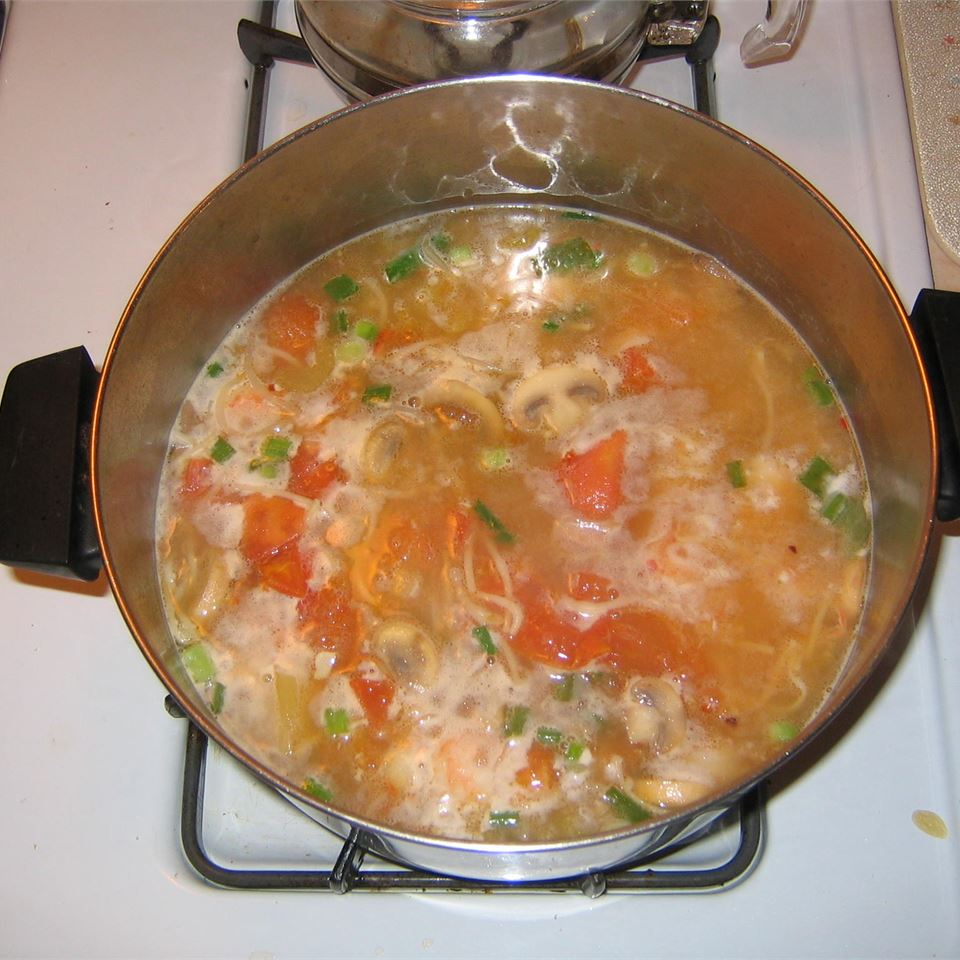 Hot and Sour Shrimp Soup JCOB2