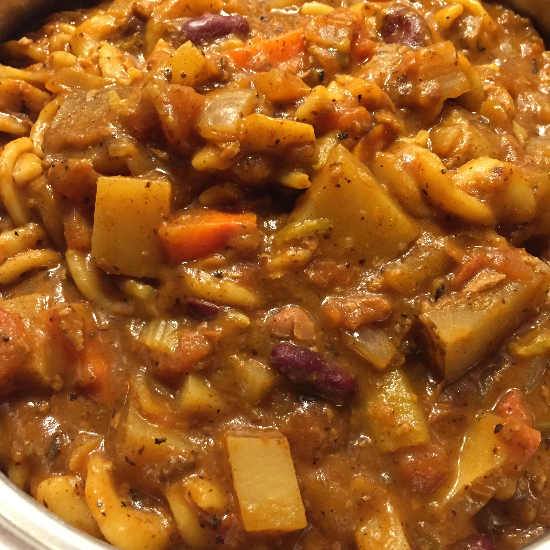 Portuguese Bean Soup I
