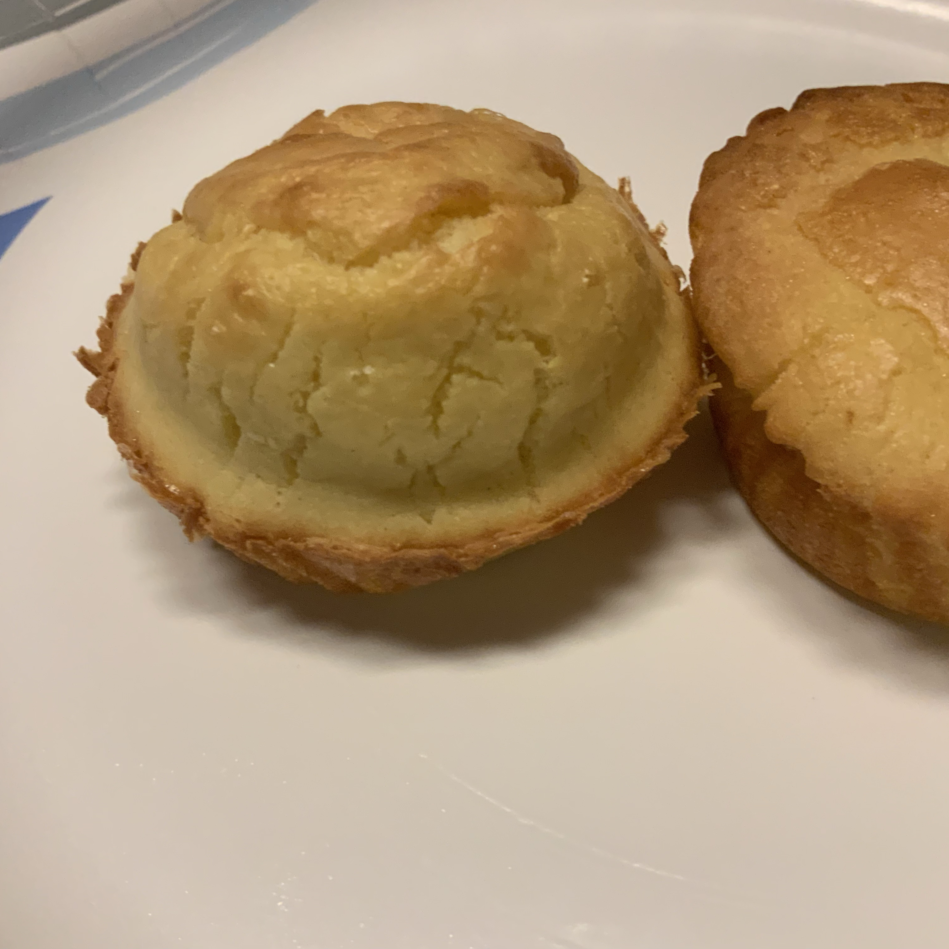 Traditional Popovers