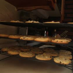 Mel's Magnificent Chocolate Chip Cookies
