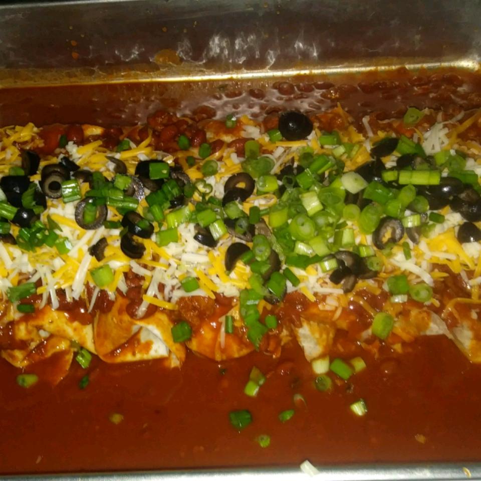 Fabulous Wet Burritos