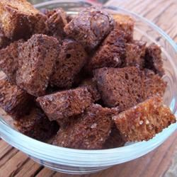 Cinnamon Croutons pomplemousse