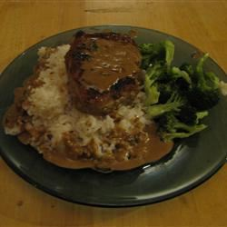 Southern-Style Pork Chops