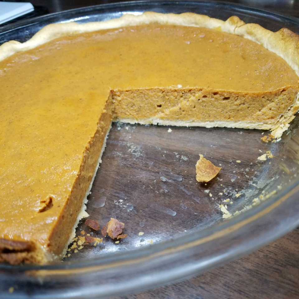 Perfect Pumpkin Pie