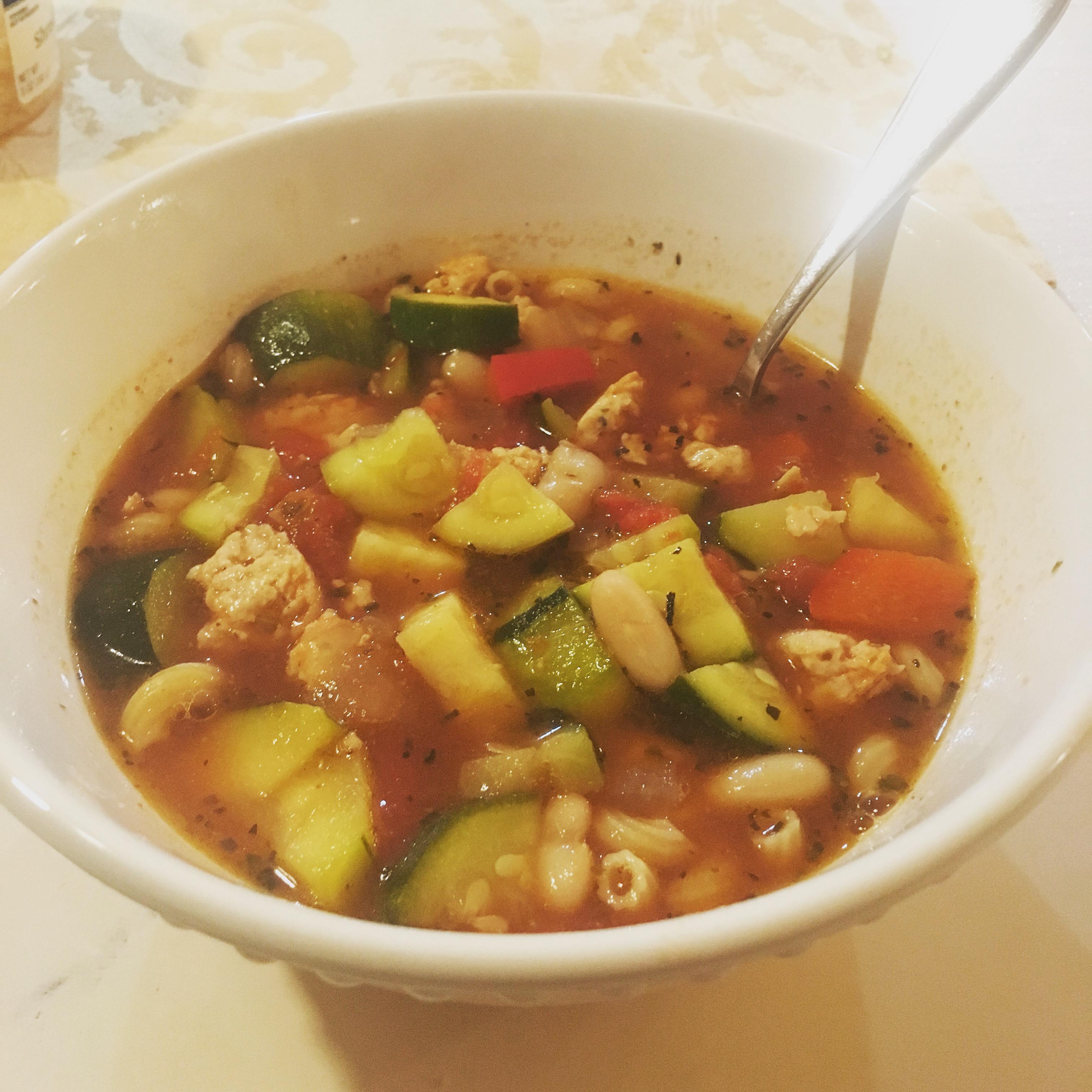 Best Italian Sausage Soup