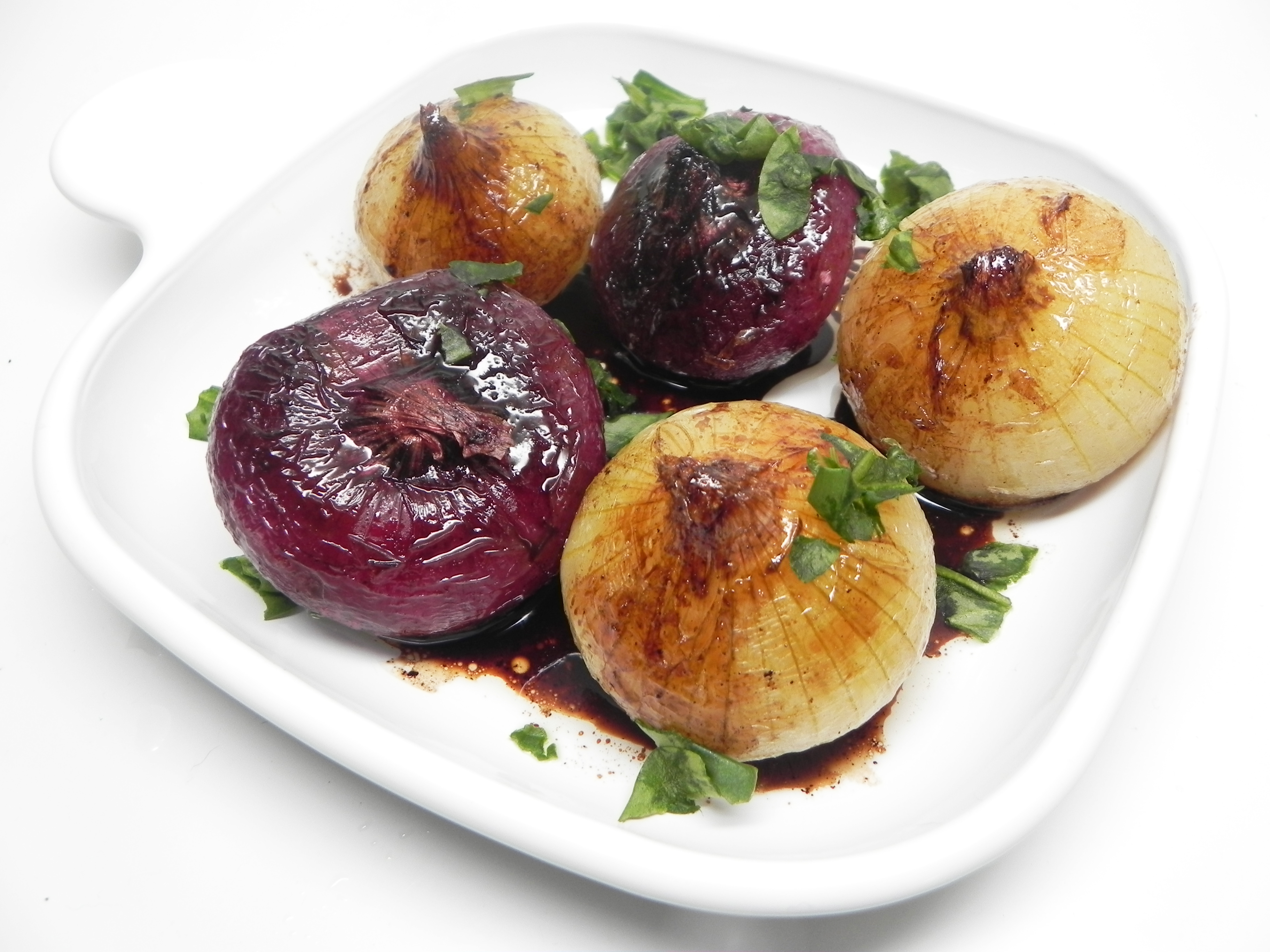 Sweet and Sour Cipollini Onions