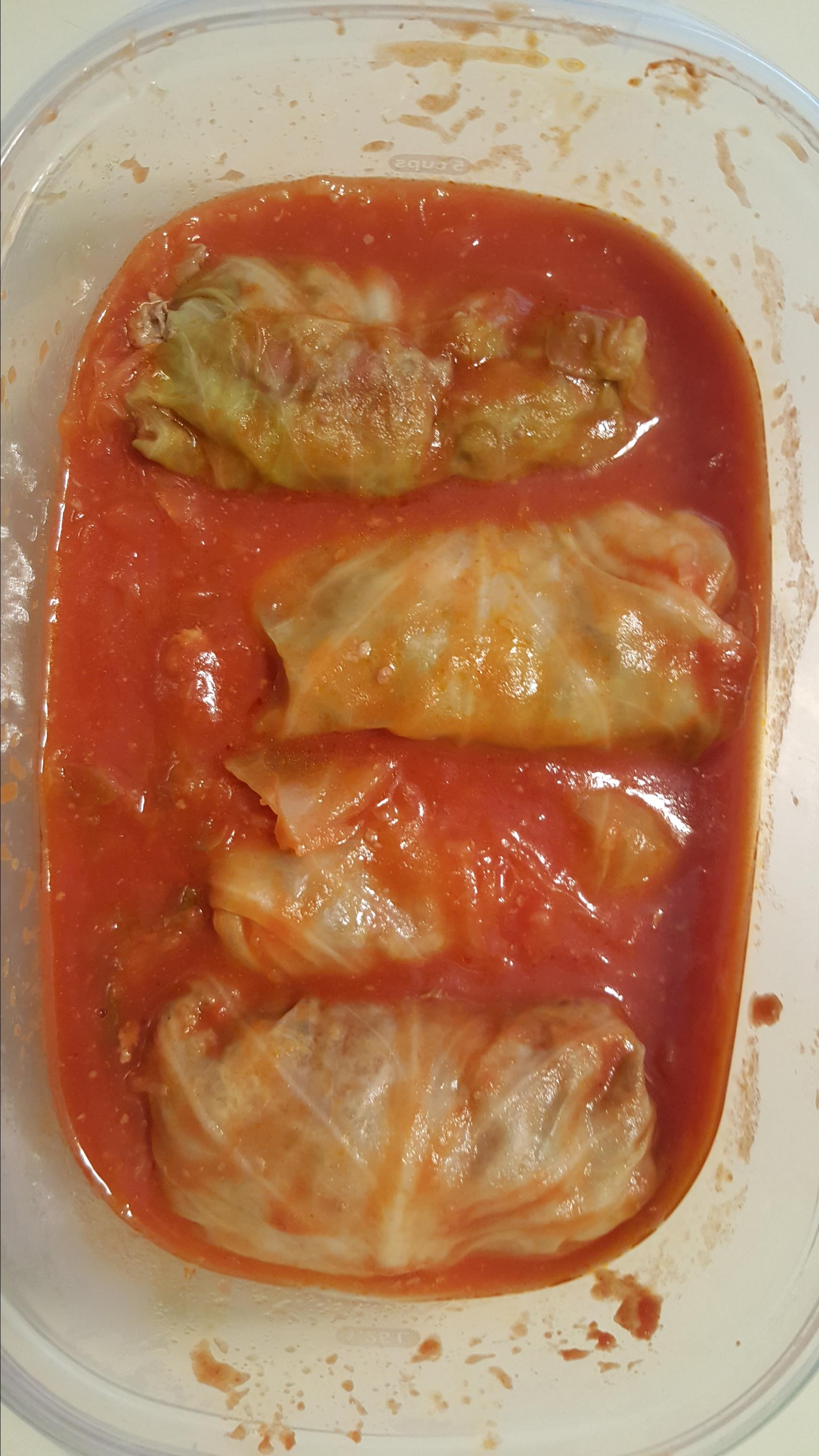 Stuffed Cabbage Kenneth