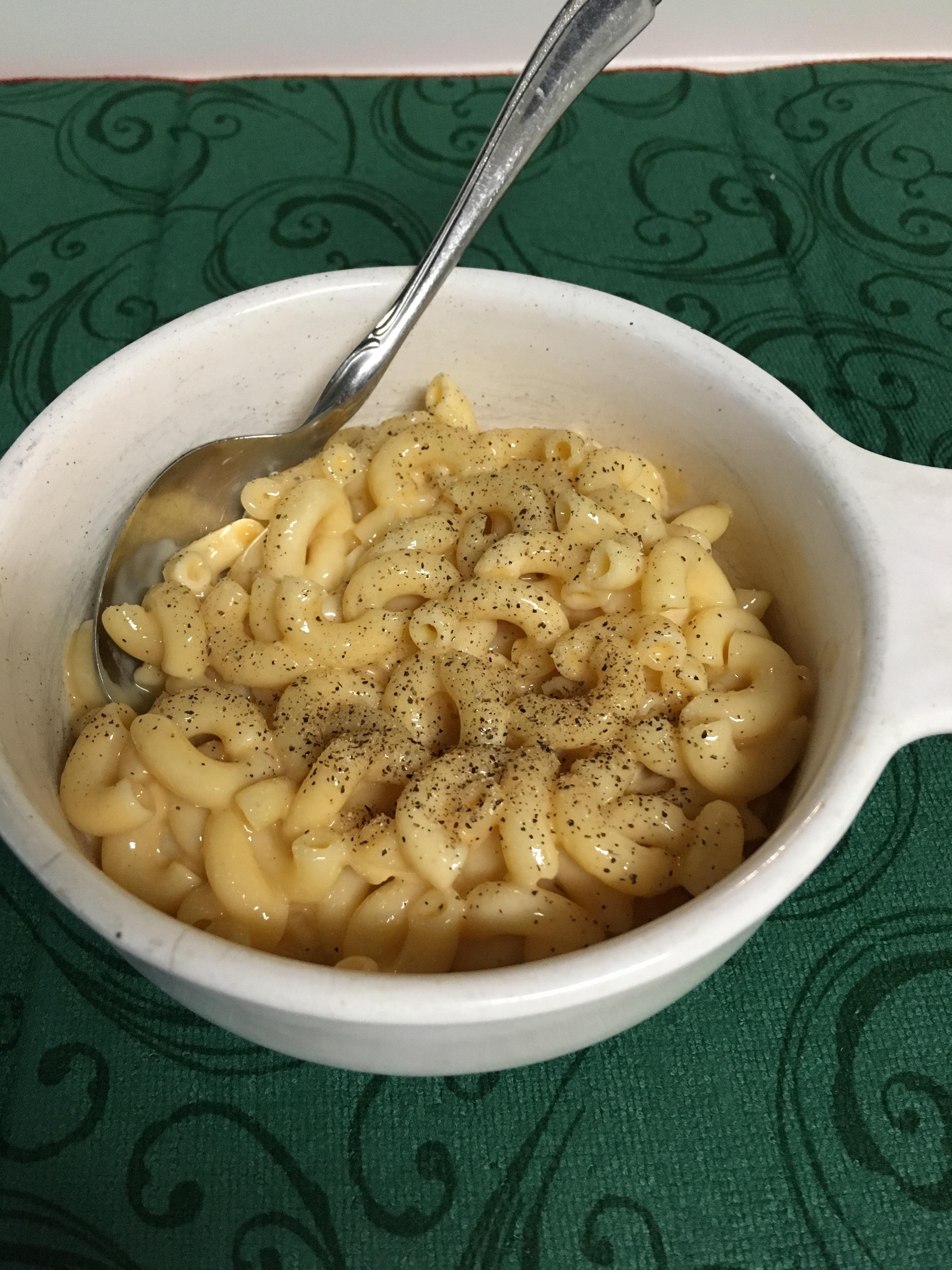 Easiest Mac-N-Cheese Ever!