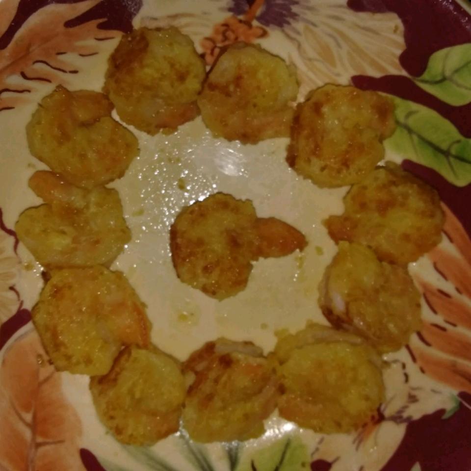 Easy Breaded Shrimp Jessica Davidson