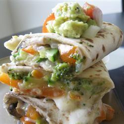 Vegetable Quesadillas mommyluvs2cook