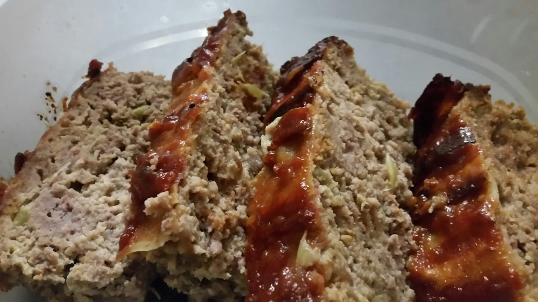 Bacon-Wrapped Meatloaf with Brown Sugar Glaze