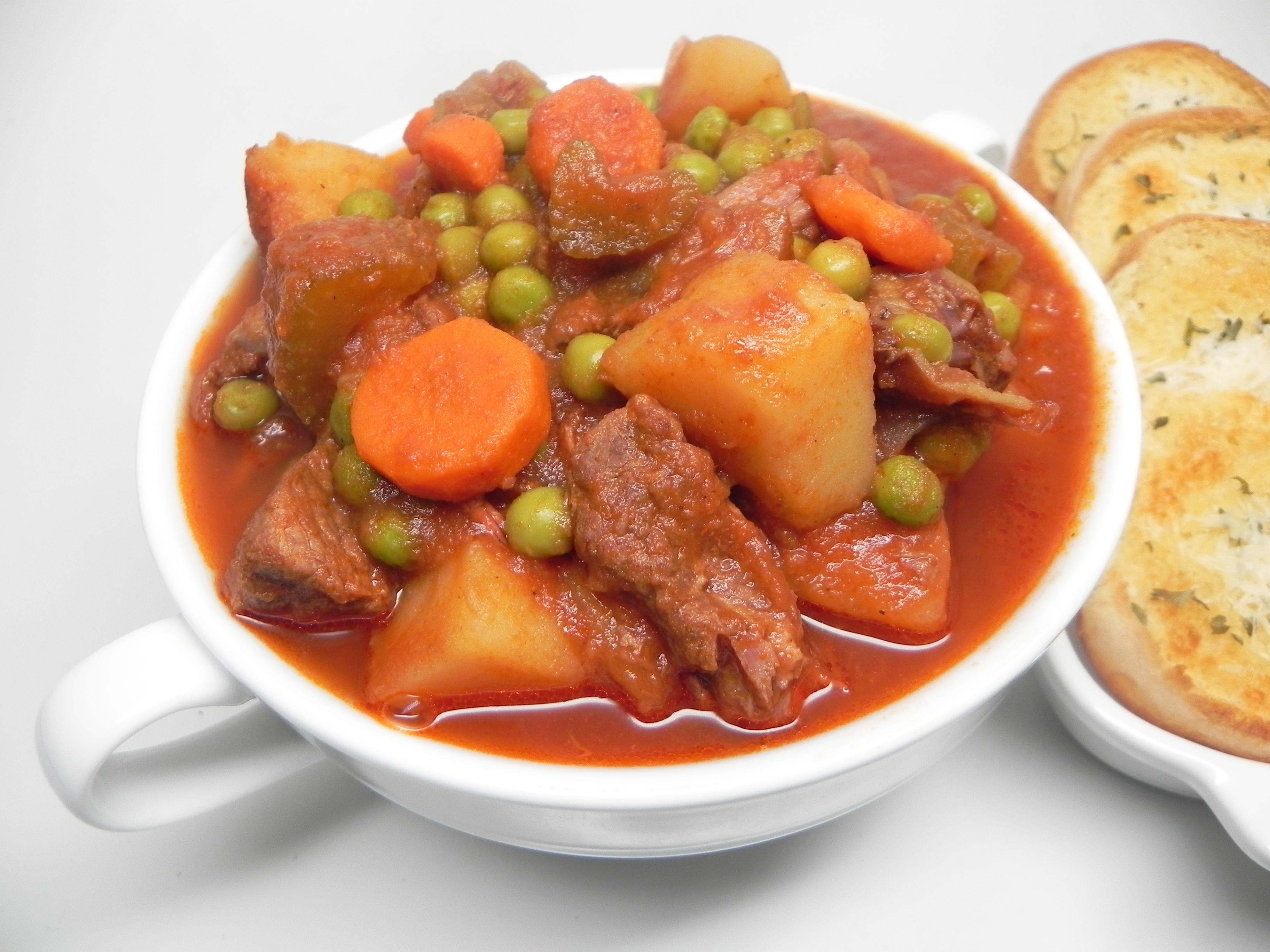 Slow Cooker Lamb Stew