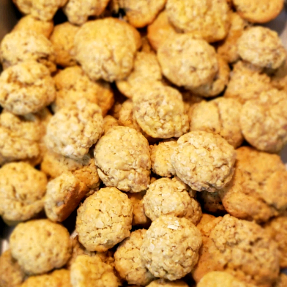 Oatmeal Pudding Cookies Diane Castiglioni