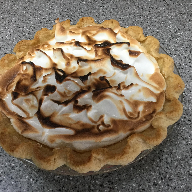 Grandma's Lemon Meringue Pie