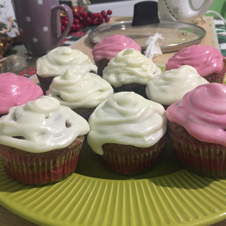White Chocolate Pumpkin Spice Muffins Galina Koval