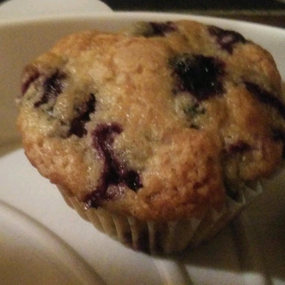 Blueberry Muffins II