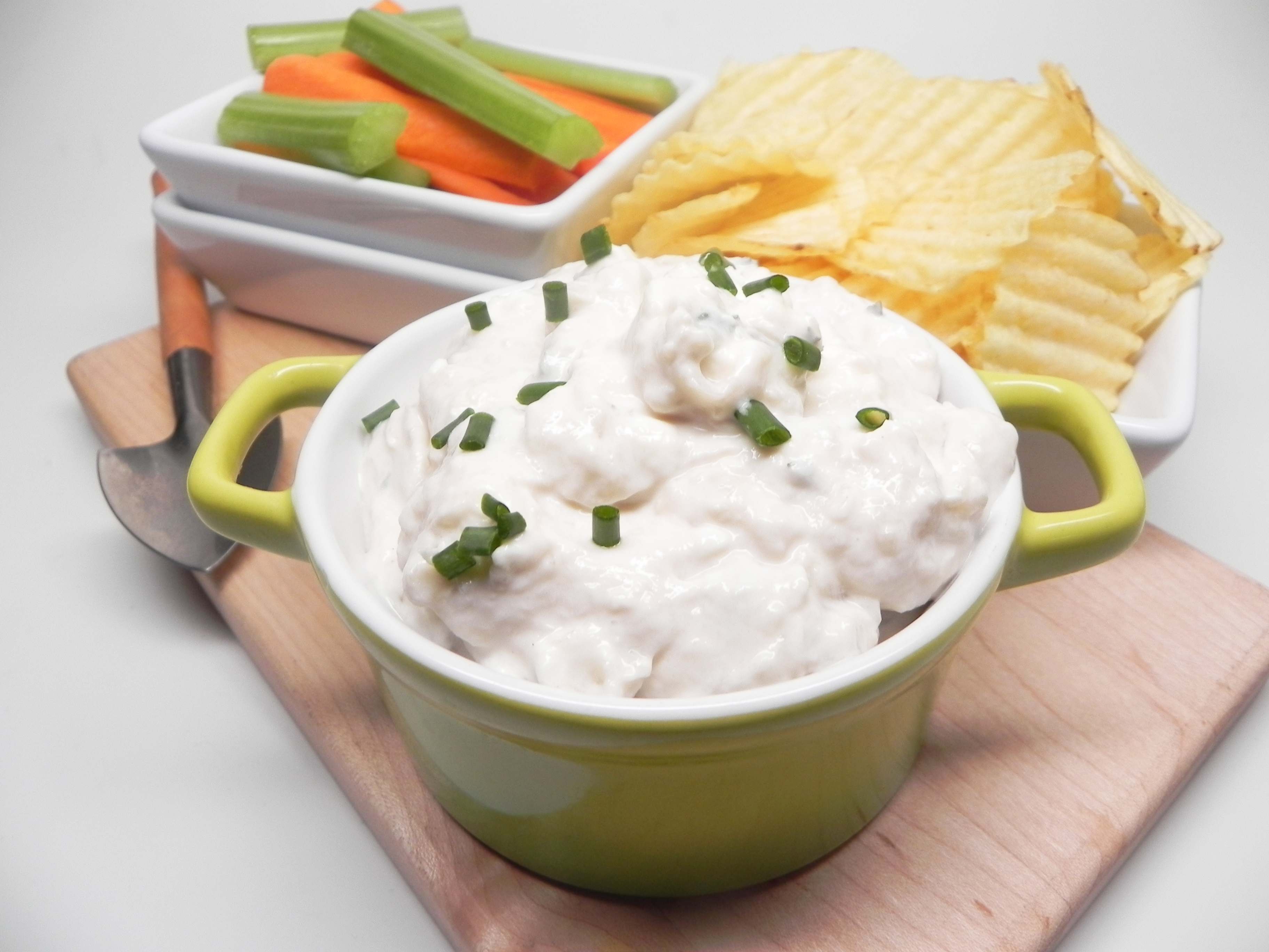 Instant Pot® French Onion Dip