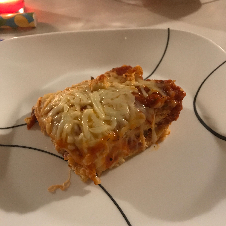 Cheese Lasagna rob
