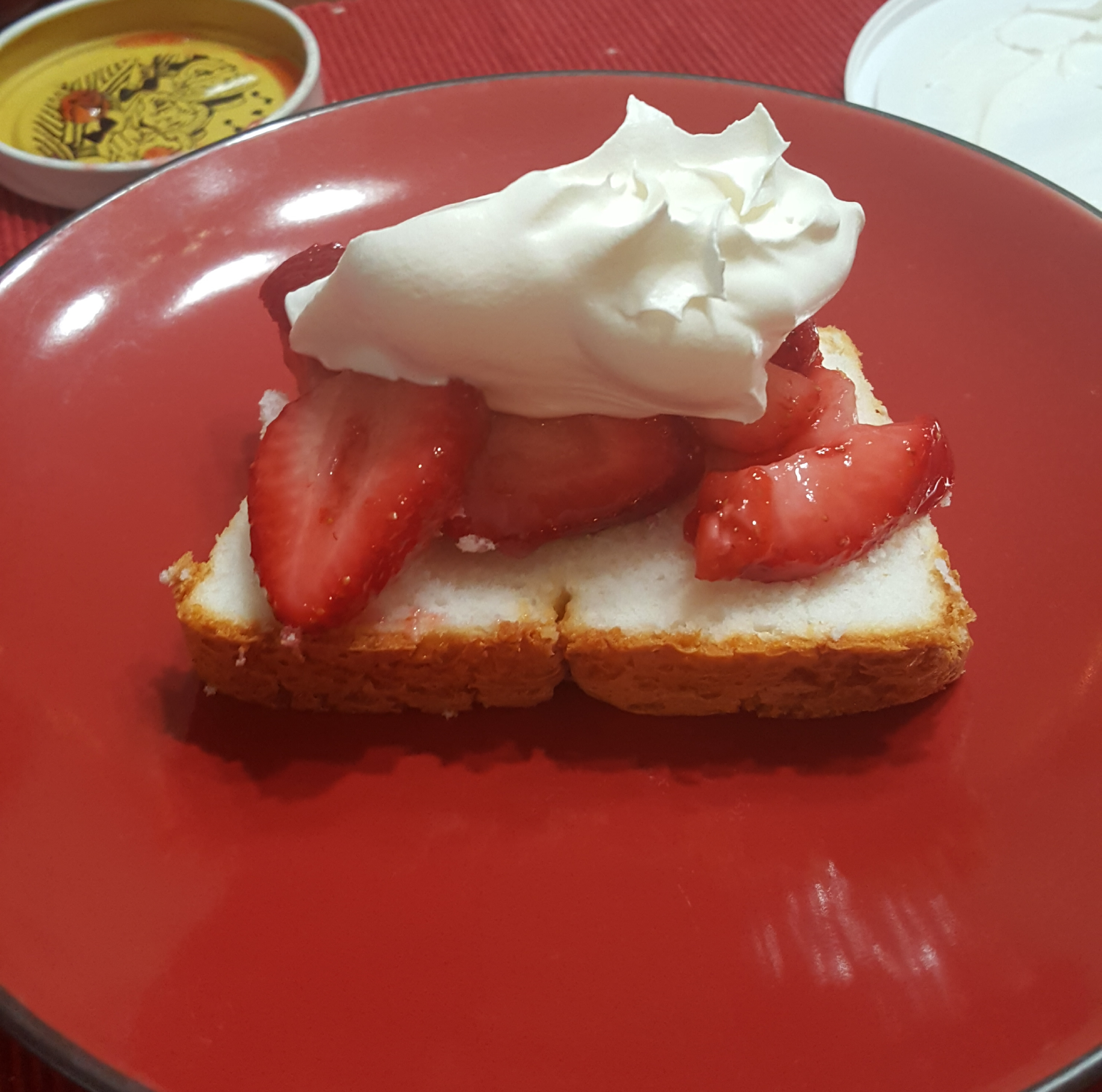 Super-Easy Strawberry Shortcake