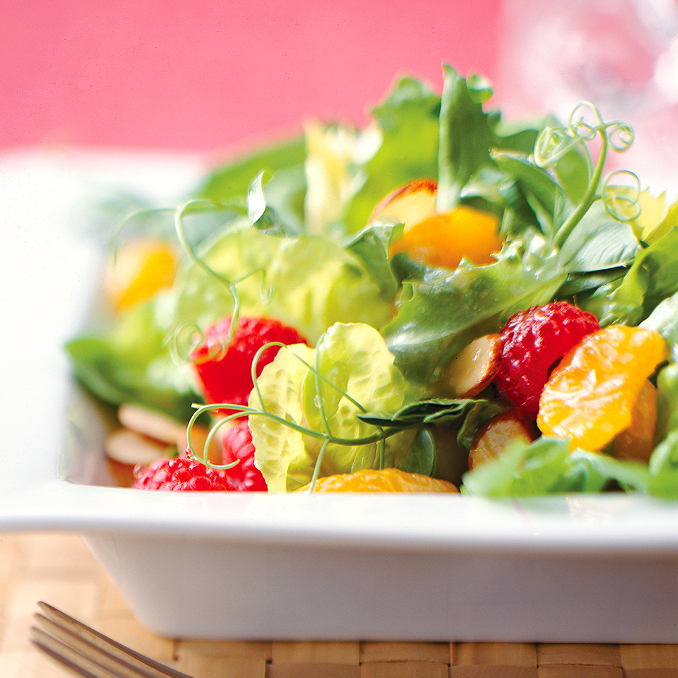 Mandarin Orange Salad Diabetic Living Magazine