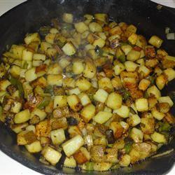 Country Style Fried Potatoes Jennifer Minzey-Heit