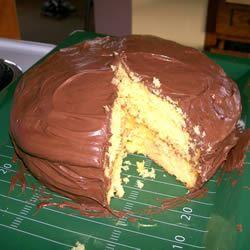 Boston Cream Cake Sumchelle