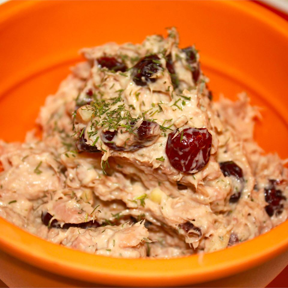 Tuna Salad with Cranberries Marisa R.