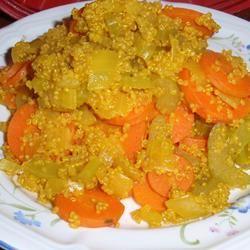 Simple Savory Quinoa sueb