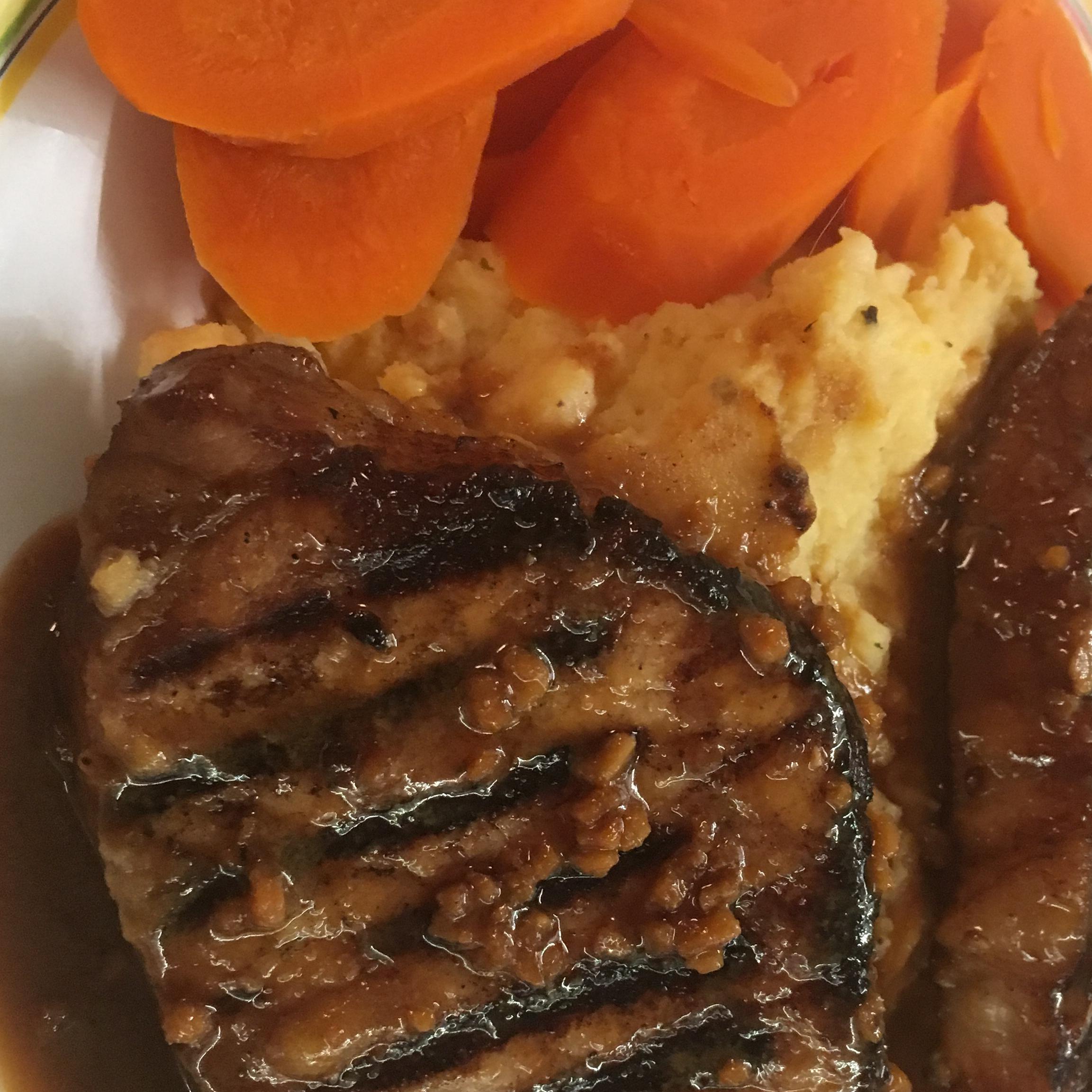 Sheila's Grilled Pork Tenderloin genechristopher