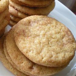 Cinnamon Sugar Cookies DuchessofDelights
