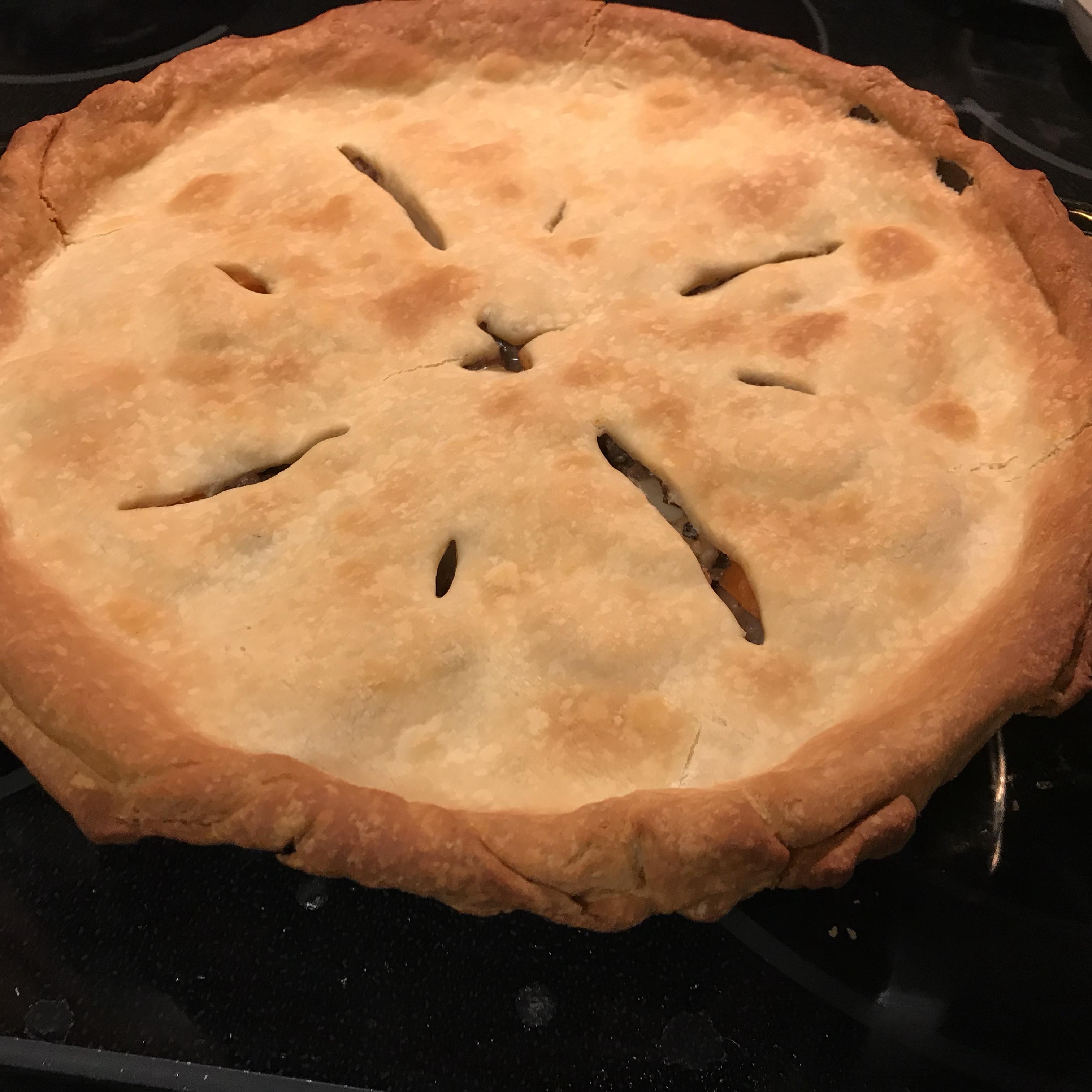 Good Old Meat Pie homeschoolmama