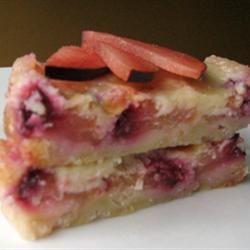 Plum Custard Kuchen MattOlay V-H
